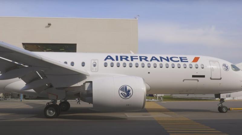 Air France, premier A220-300