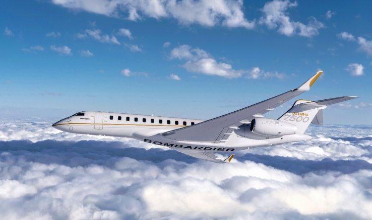 Bombardier Global7500