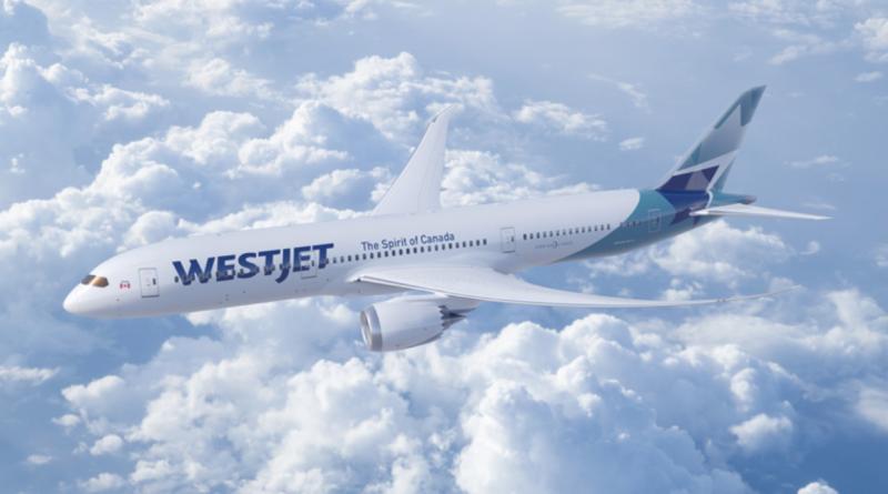 WestJet B787-9
