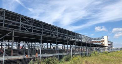 Nouvelle usine de Bombardier à Mississauga