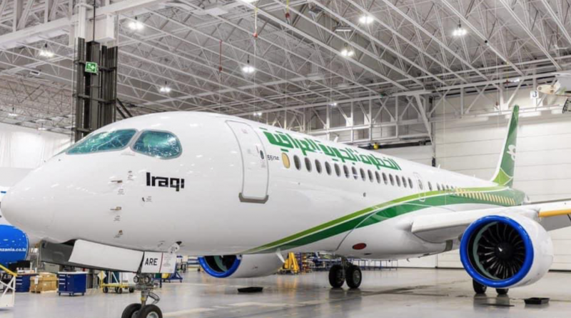 Iraqi Airways A220-300