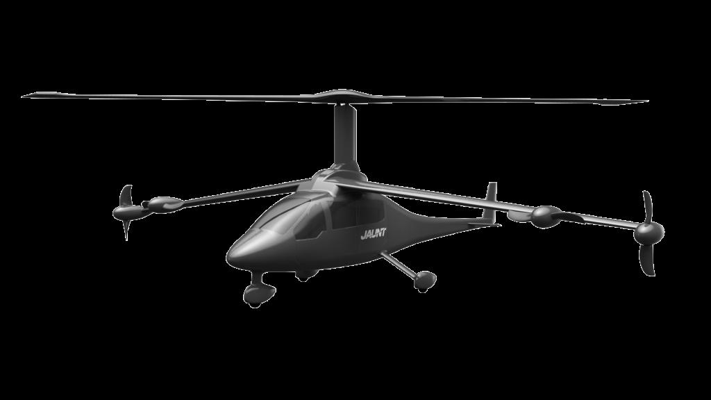 Jaunt Air Mobility concept
