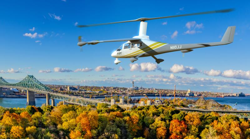 Jaunt Air Mobility à Montréal