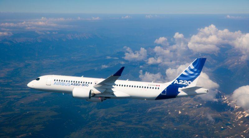 A220-500, A320neo, B737MAX8