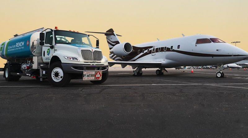 Bombardier et Signature FBO